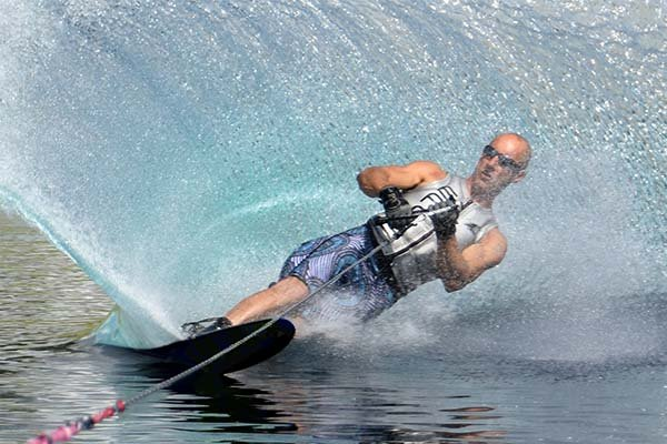 Jay Poscente water skiing -35