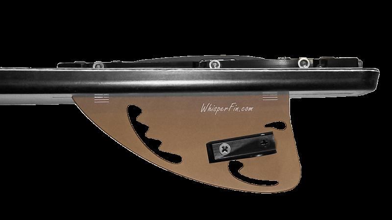 WhisperFin water ski wing
